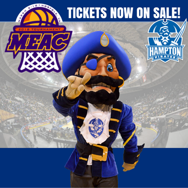 MEAC Basketball Tournament Tickets Now On Sale